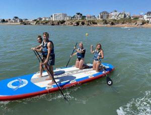 location big paddle
