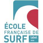 label 2020 école de surf